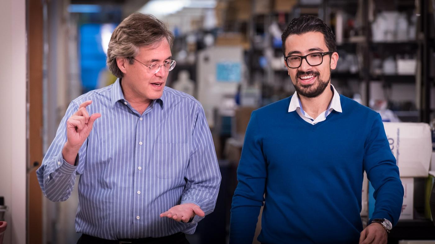 Drs. Conklin and Mandegar