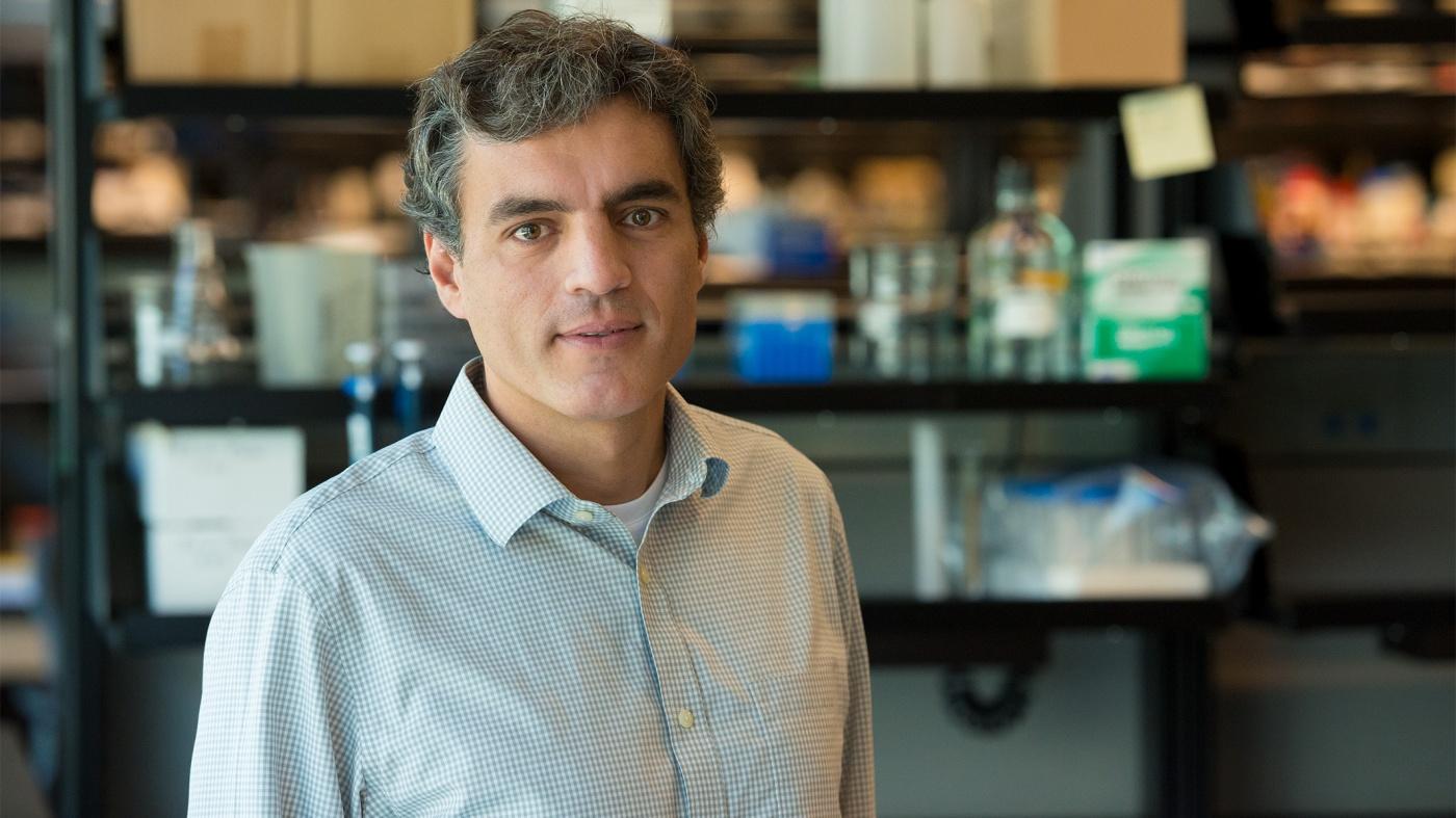 Gladstone scientist Jorge Palop