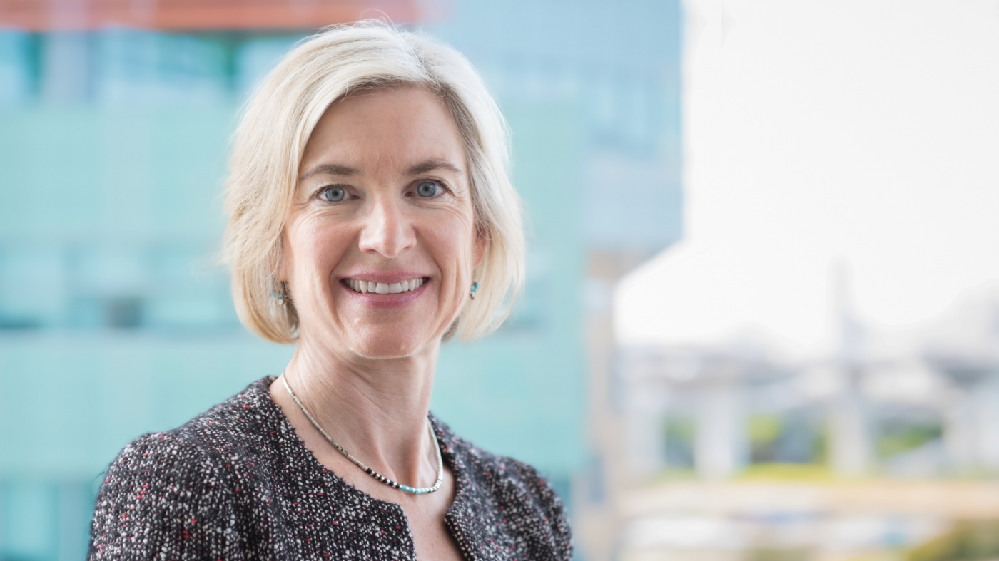 Jennifer Doudna, PhD, Gladstone Institutes