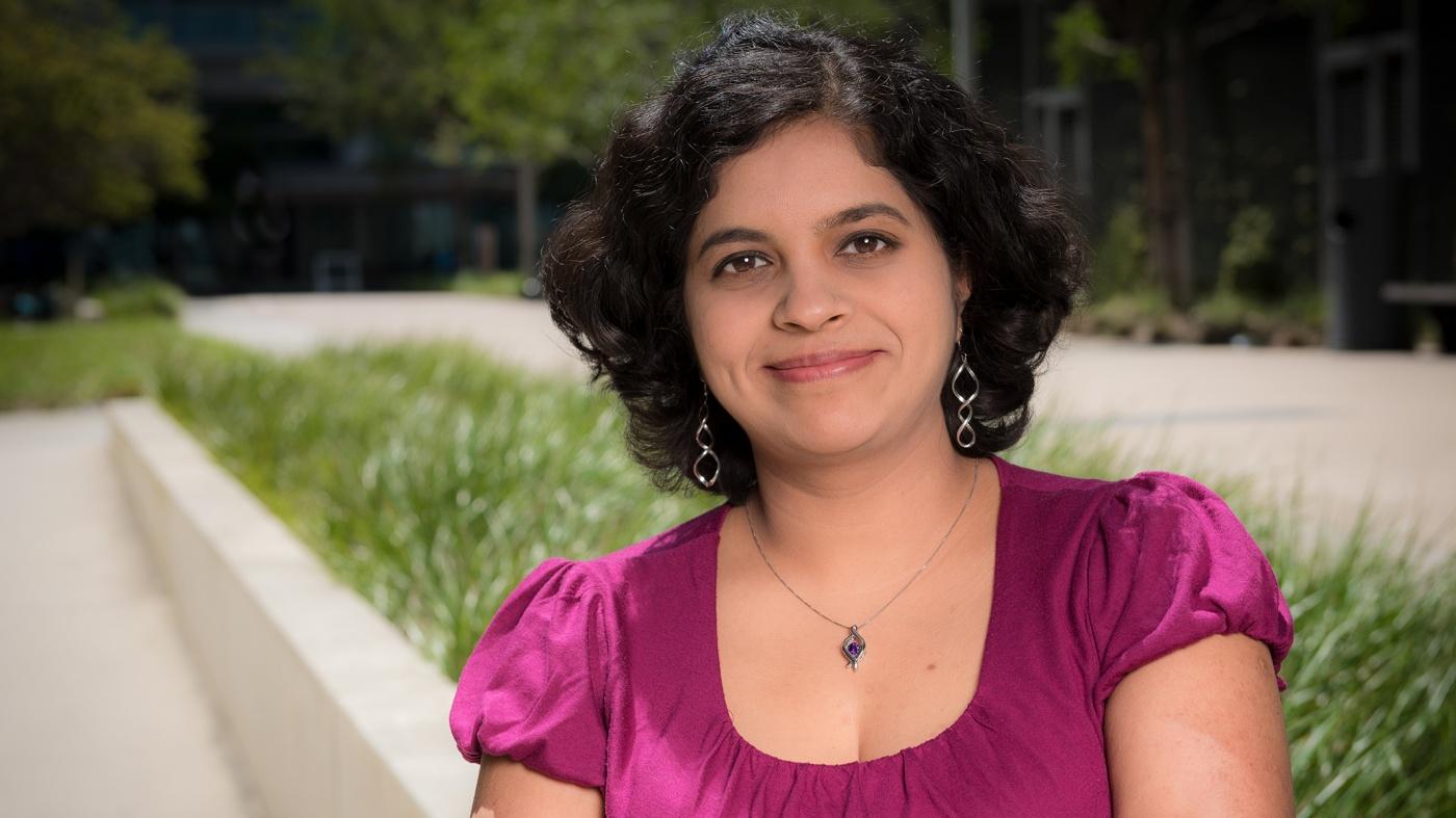 Sudha Krishnamurthy, Gladstone Institutes