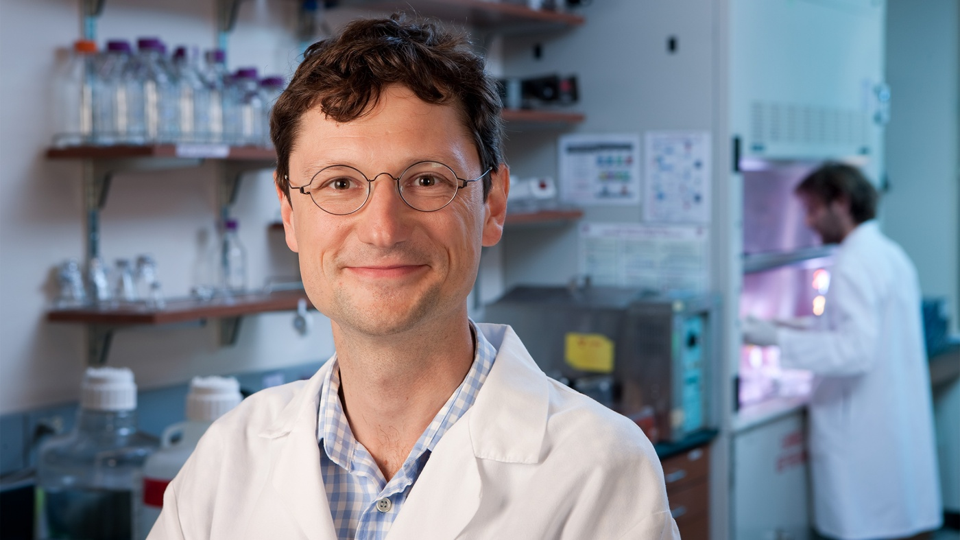Marius Wernig, winner of the 2018 Ogawa-Yamanaka Stem Cell Prize