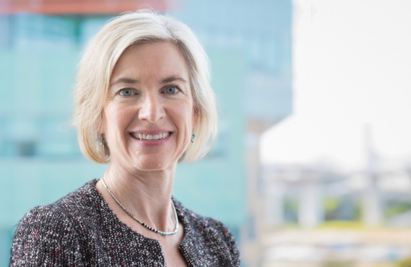 Jennifer Doudna at Gladstone Institutes