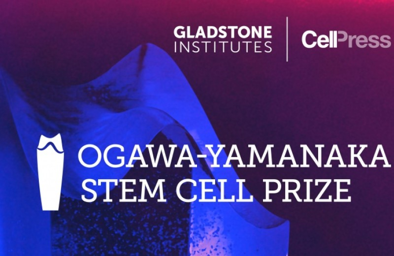 Gladstone partnered with Cell Press group for the 2019 Ogawa-Yamanaka Stem Cell Prize
