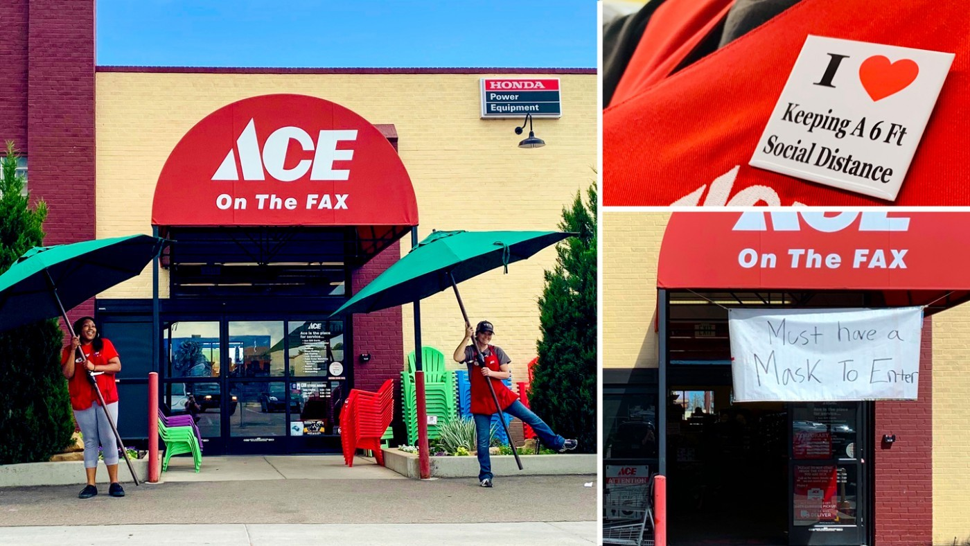 Multiple photos of Ace Hardware located in Colorado